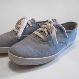 Denim Keds from the '80s.