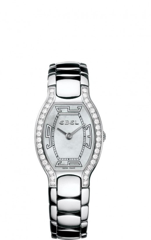 Ebel Beluga Tonneau Diamonds