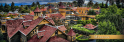 Unique Day Trips Around San Francisco: A Day at the Winchester Mystery House and the Santa Cruz Beach Boardwalk