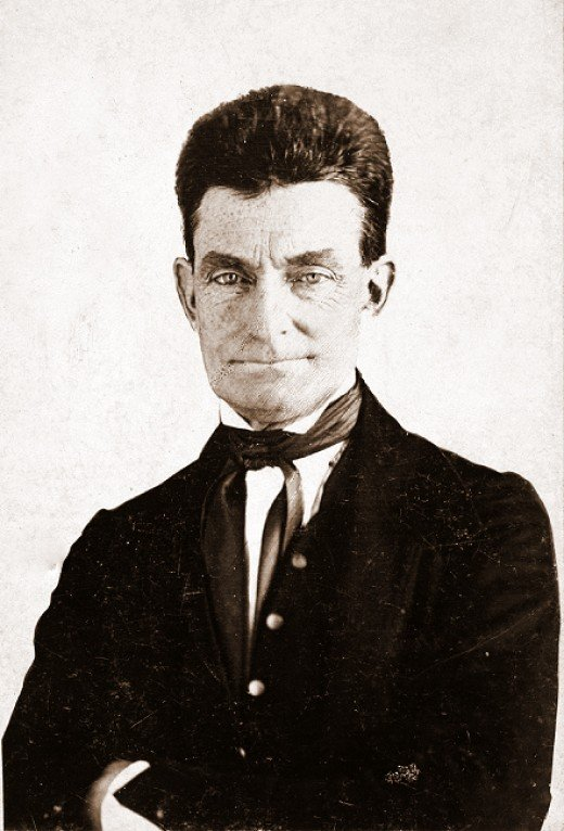 The abolitionist, John Brown