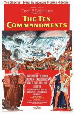 Film Review: The Ten Commandments (1956)