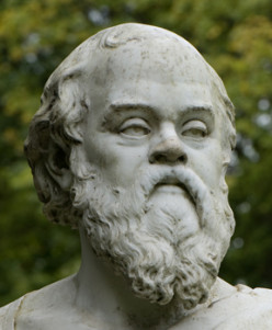 Socrates Takes a Sail in Time