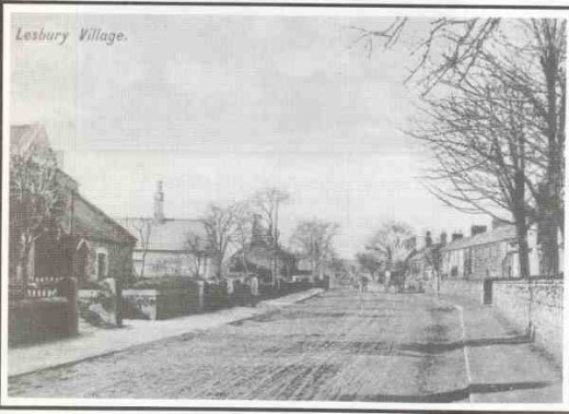 Old Lesbury Village