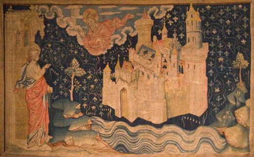 """The New Jerusalem """"La nouvelle Jérusalem"""" by Kimon Berlin"""