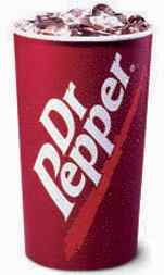 Dr Pepper for life!