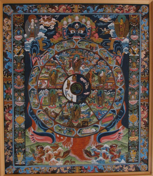"Quite literally, the Samsara represents the ""circle of life."""