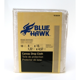 Blue Hawk Drop Cloths at Lowe's