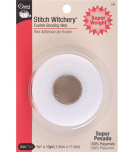 Stitch Witchery from Joann Fabrics