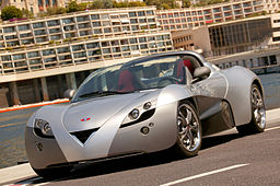 Venturi Fétish; Sports electric car