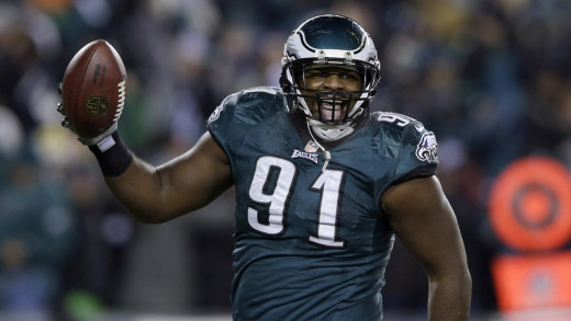 Philadelphia Eagles DE Fletcher Cox