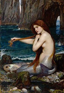 Mermaid by John William Waterhouse