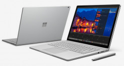 Microsoft's First Ever Laptop Surfaces