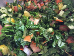 The Hospitality Guru (cooking) Back to Basics: Tabouli Salad