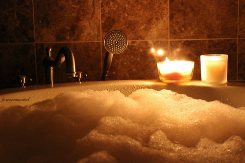 A Relaxing Bubble Bath