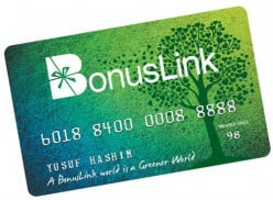 How to enjoy benefits of bonus points card