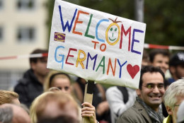 Approximately 800,000 refugees are expected to take shelter in Germany in this year alone.