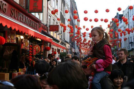 New york Boroughs; Chinatown, Manhattan