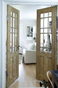 Easy & Affordable Ways to Add Character to A Builder Grade Home- Part 1: Doors