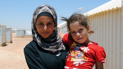 """Mazoun Almellehan, """"Malala of Syria"""""""
