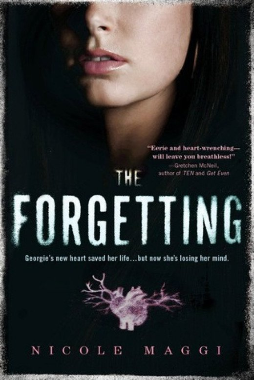 The Forgetting By Nicole Maggi