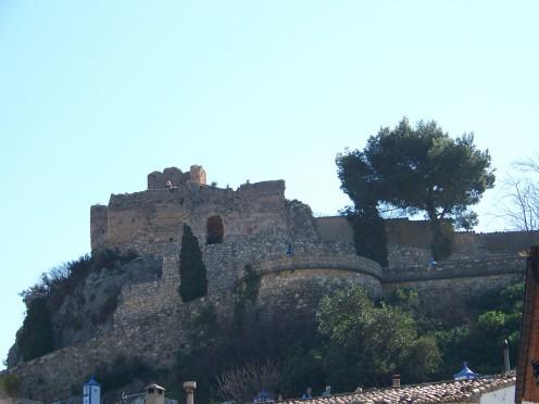 San Jose (Saint Joseph) Castle, Guadalest