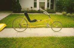 Tired Of Hurting When You Ride Your Bike? Say Hello To A Recumbent!