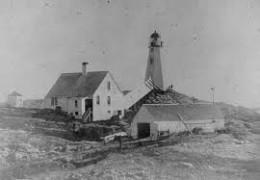 Old Lighthouse on White Island