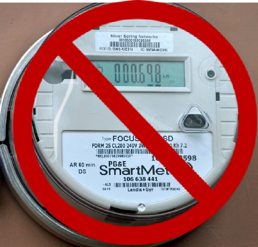 There are many reasons to refuse a smart meter. The smart meter is only smart for the big corporations.