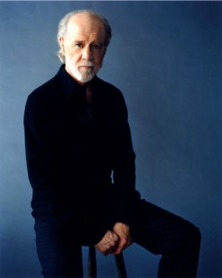 George Carlin: Outrageous comedian