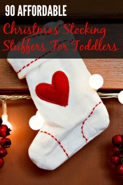 90 Affordable Christmas Stocking Stuffers for Toddlers and Older Kids For 2015