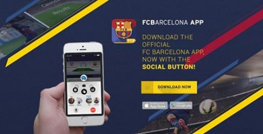 The New FC Barcelona Android App on the Google Play Store