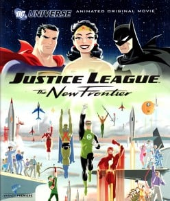 Justice League: The New Frontier (2008) Movie Review