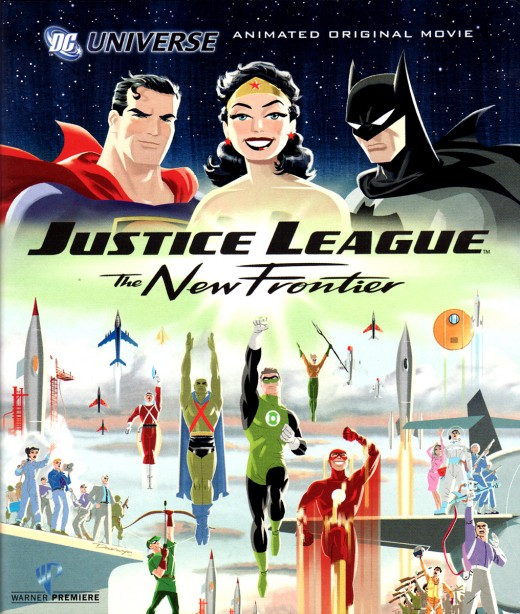 Justice League: The New Frontier (2008) Movie Poster
