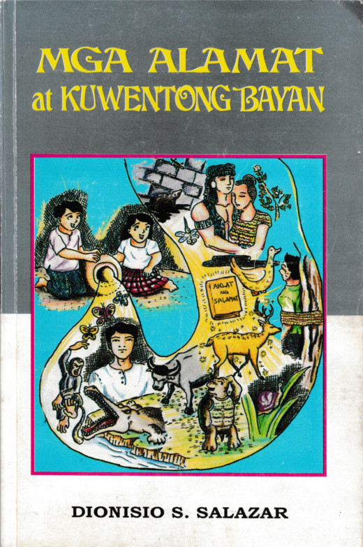 Cover of the book from which this narrative was translated.