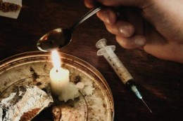 Cooking Heroin is only one method of consumption