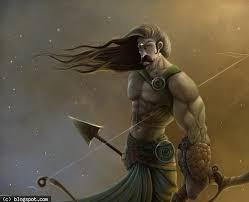 The forlorn hero