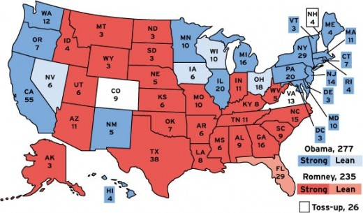 How Many Electoral Votes Are There In Rhode Island