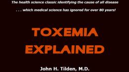 Toxemia explained.