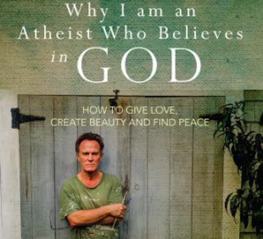 Frank Schaeffer rejected the Bible but still believes in God. He also says he is an Atheist. Is that possible? He looks like a bitter man.
