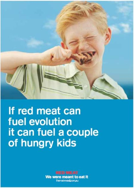 Australian Red Meat Ad