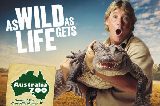 Australia Zoo Ad