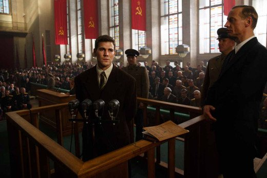 Powers on trial in the Soviet Union