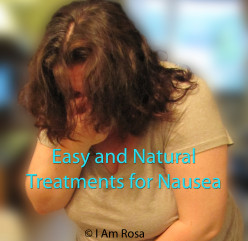 Easy and Natural Treatments for Nausea