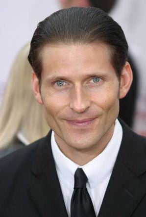 When they made Crispin Glover older to play Marty's Dad in 1955 they nailed it, here we see him at that very age today. Hey, Time to change that oil, Pop!