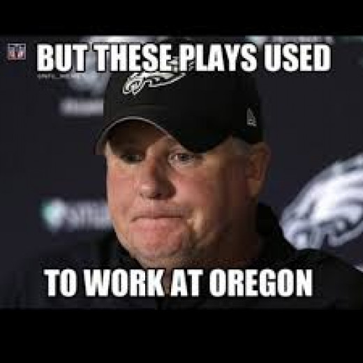 Philadelphia Eagles head coach / GM Chip Kelly
