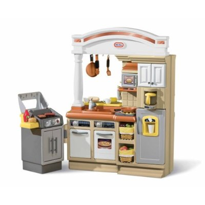 Little Tykes Kitchen sets & other kids kitchens help improve learning and fine motor skills in children.