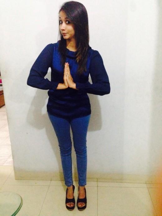 Namaste!!