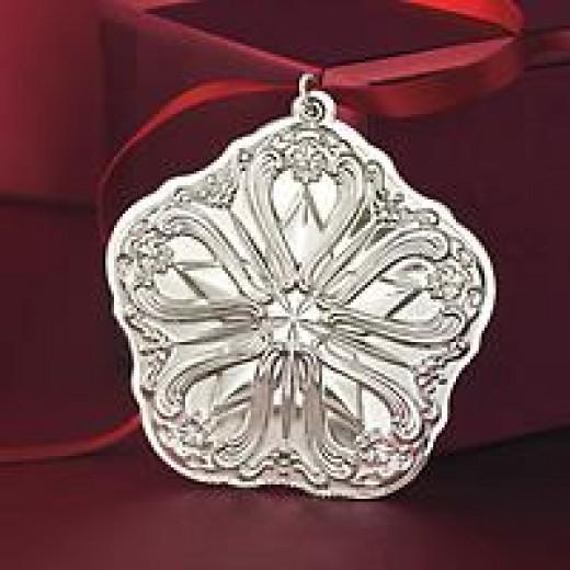 Sterling Silver Ornament