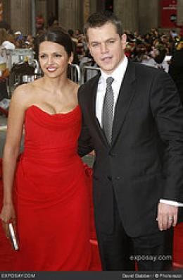 Matt and Luciana