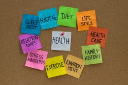 Healthy lifestyle is extremely important for everyone!